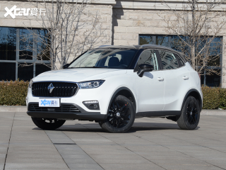 寶沃小型SUV-BX3正式上市 售9.68萬元起