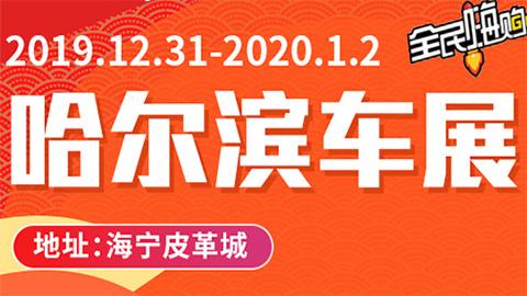 2019黑龙江第三十届届惠民车展