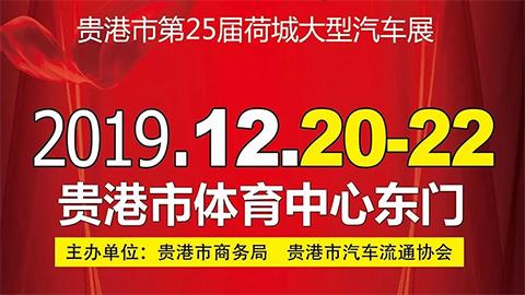 2019贵港市第25届荷城大型汽车展