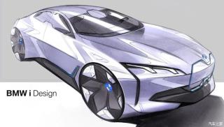 宝马i6或将于2024年问世 对标Taycan