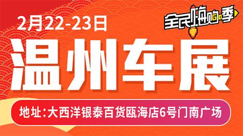 2020第二十二届温州车展