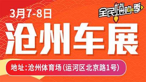 2020第十九届沧州车展