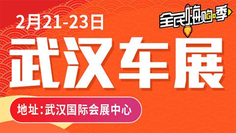 2020第三十届武汉车展