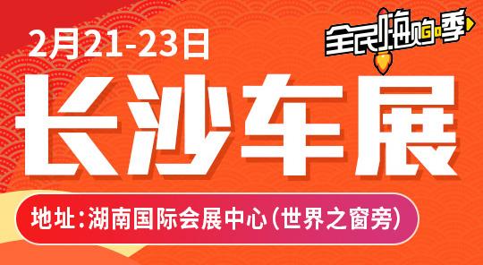 2020第二十七届湖南车展