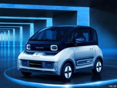 新宝骏E300今晚亮相 定位微型纯电动车