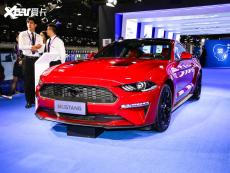 福特Mustang新车型上市 售38.56万元起