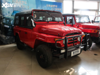 新款BJ 212/戰旗系列車型上市 7.77萬起
