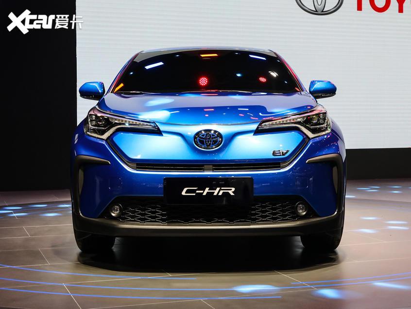 广汽丰田C-HR EV