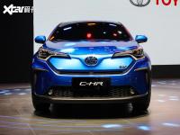 广汽丰田C-HR EV于4月上市 加速电动化
