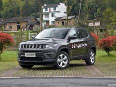 新款Jeep指南者正式上市 售15.58万起