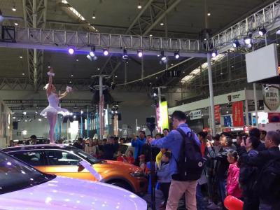 春暖花开季 钜惠购车时 相约2020新疆五一国际车展 