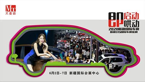 2020新疆国际车展
