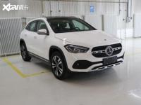 北京奔驰新一代GLA有望8月上市 搭1.3T