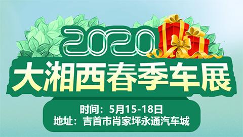 2020大湘西春季车展