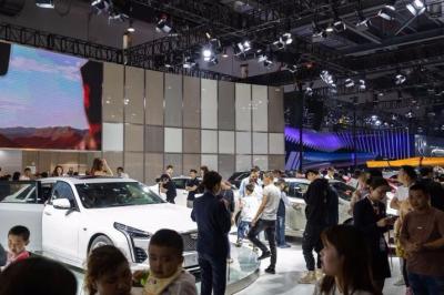 2020南昌国际汽车交易会暨第十二届中国中部(南昌)国际汽车文化节延期