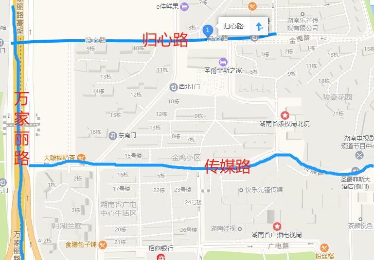 湖南车展交通指南
