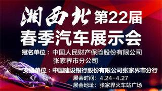 2020湘西北第22届春季汽车展示会