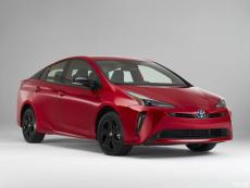丰田普锐斯特别版限量发售2020辆 官图发布