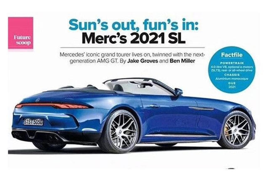 梅赛德斯-AMG SL63