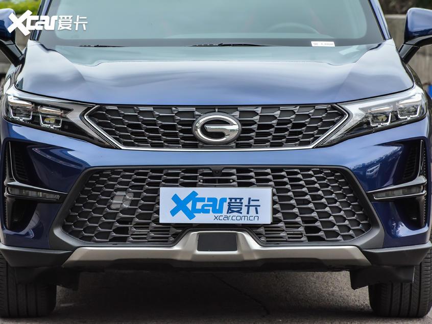 广汽传祺GS4 Coupe