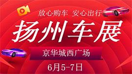 2020扬州第十九届惠民团车节