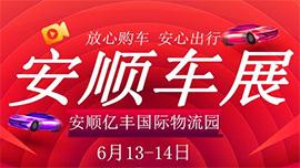 2020安顺第六届惠民车展