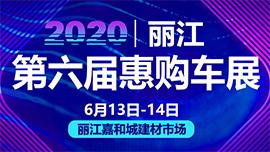 2020丽江第六届惠购车展