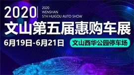 2020文山第五届惠购车展