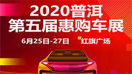 2020普洱第五届惠购车展