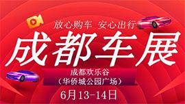 2020成都第二十九届惠民车展