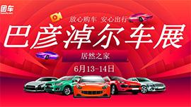 2020巴彦淖尔第五届惠民团车节