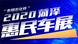 2020菏泽惠民车展
