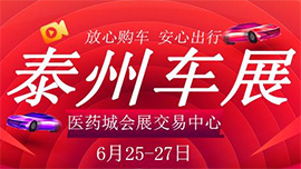 2020泰州第十四届惠民团车节