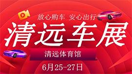 2020清远第十二届惠民车展