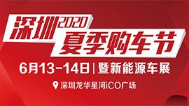 2020深圳夏季购车节暨新能源车展