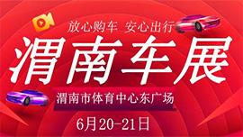2020渭南第九届惠民车展