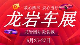 2020龙岩第九届惠民车展