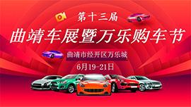 2020第十三届曲靖车展暨万乐购车节