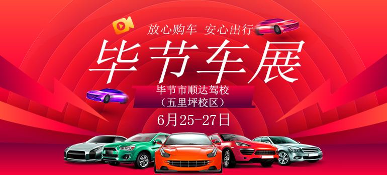 2020畢節第四屆惠民車展