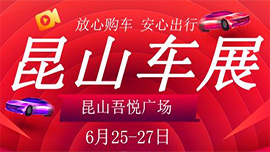 2020昆山第十五届惠民团车节