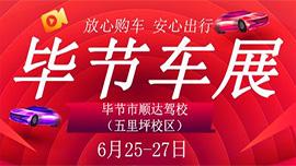 2020毕节第四届惠民车展