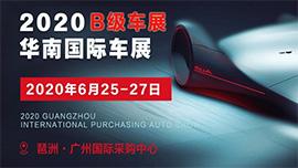 2020华南国际车展