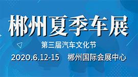 2020郴州夏季车展