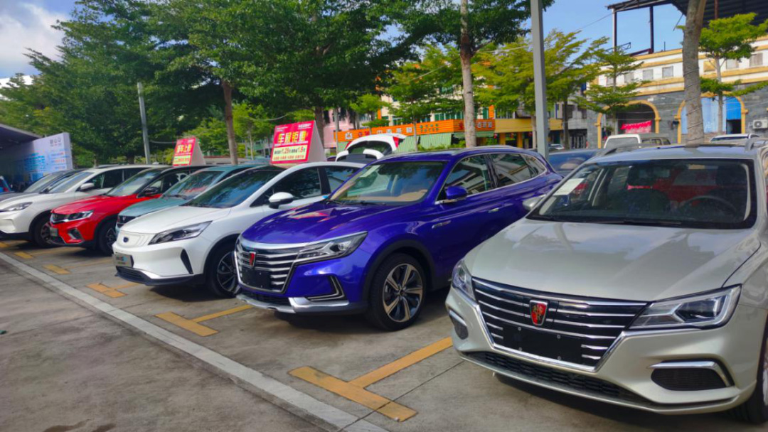 2020全岛行新能源汽车推广暨文昌车展开幕 买车免摇号上牌还补贴1万元