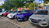 2020全島行新能源汽車推廣暨文昌車展開幕 買車免搖號上牌還補貼1萬元