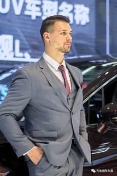 2020齊魯國際車展開幕 你最想看的車模都在這里