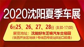 2020沈阳夏季车展