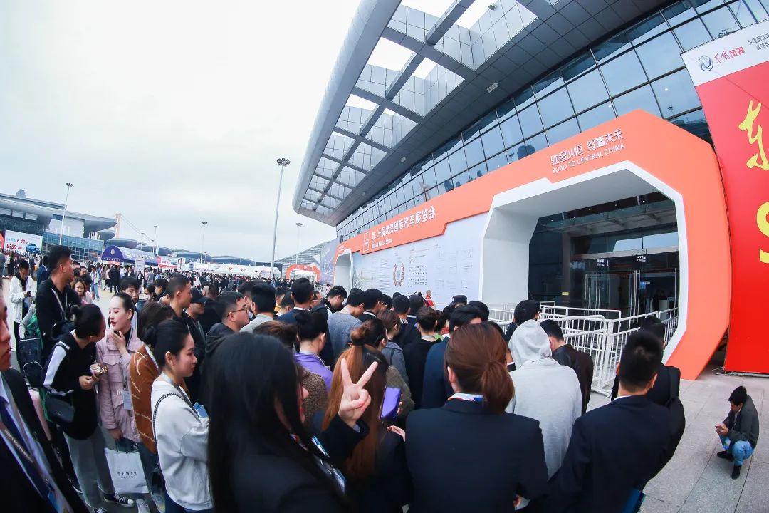 武汉国际车展
