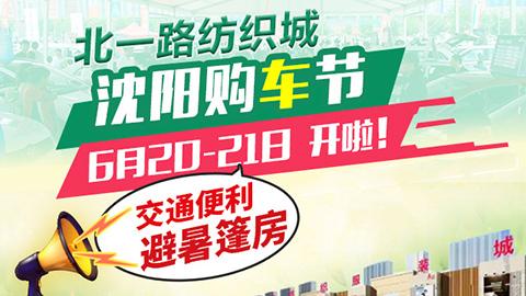 2020沈阳纺织城购车节