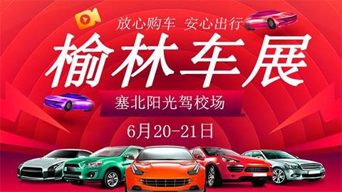2020榆林第六届惠民车展